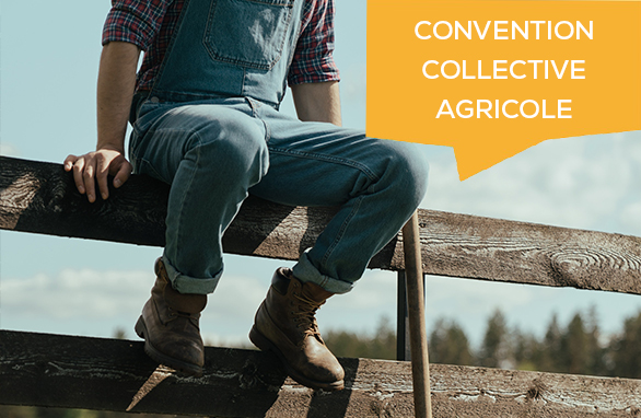 Convention collective agricole