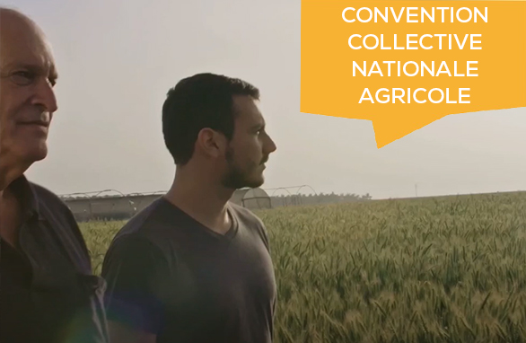convention collective nationale agricole